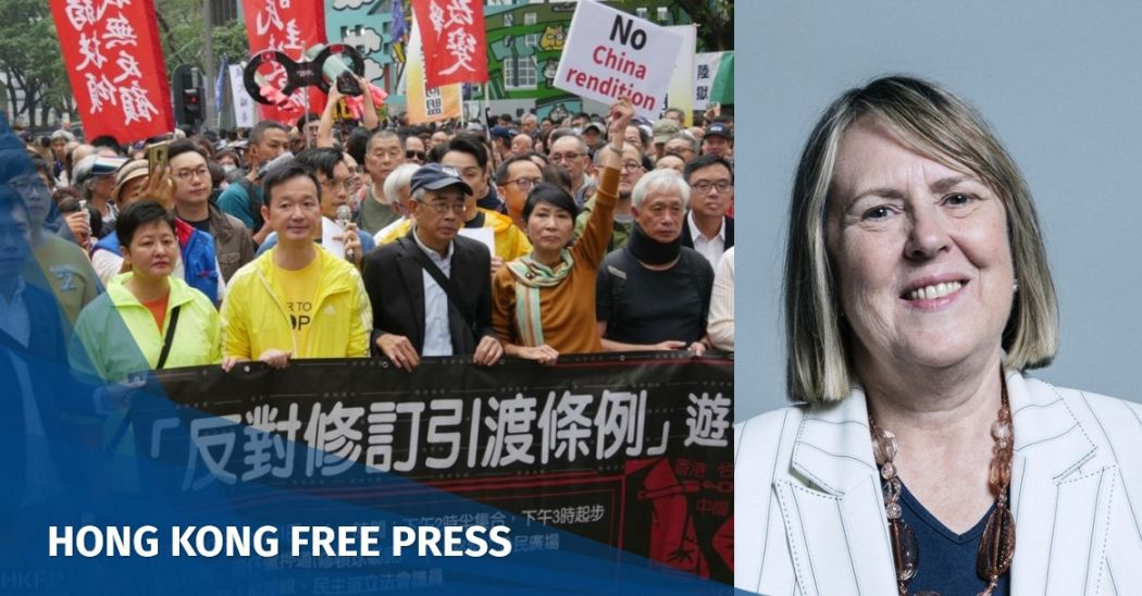 China extradition fiona bruce