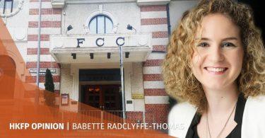 BABETTE RADCLYFFE-THOMAS