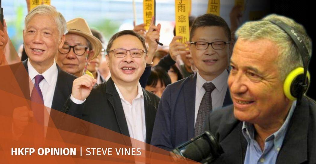 democracy steve vines