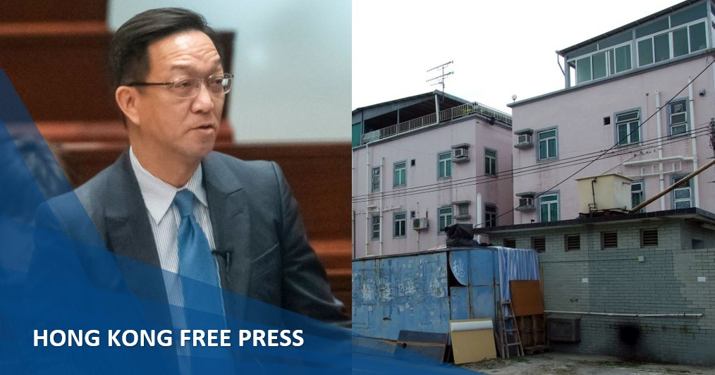 Indigenous villagers have housing privileges even if they're not Hong Kong residents, says rural leader | Hong Kong Free Press HKFP
