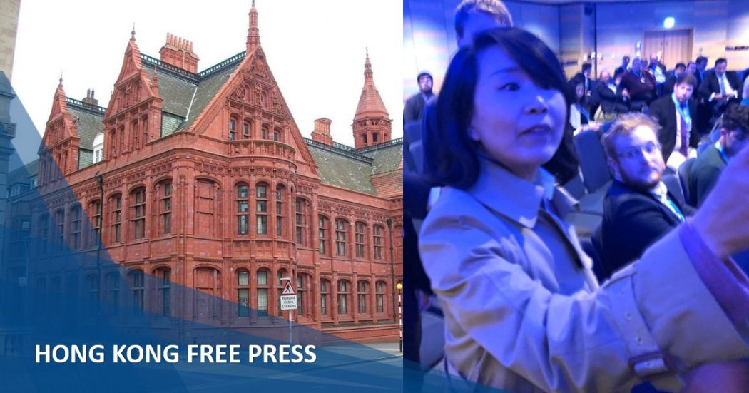 Arrest warrant issued for China state TV reporter Kong Linlin after UK court no-show over 'slapping' incident | Hong Kong Free Press HKFP