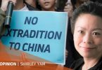 china hong kong extradition shirley yam