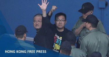 Raphael Wong jail