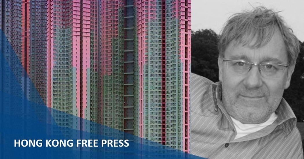 'An extraordinary eye': Michael Wolf, famed photographer who shot Hong Kong's 'Architecture of Density,' dies aged 65 | Hong Kong Free Press HKFP