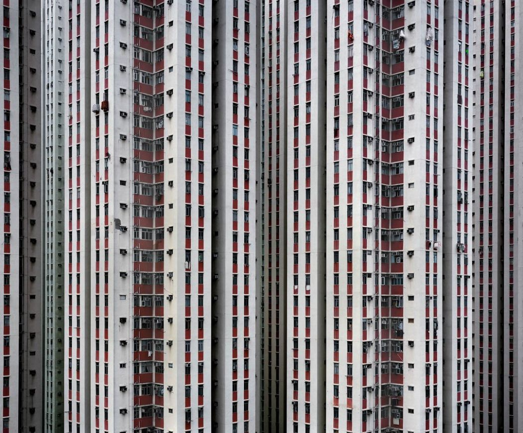 Michael Wolf's Architecture of Density