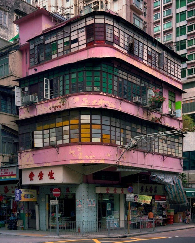 Michael Wolf's Corner Houses