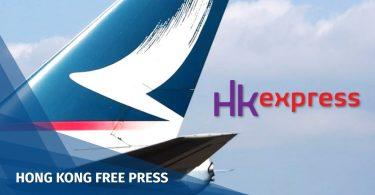 cathay hk express