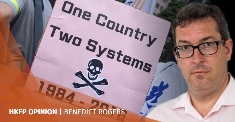 One Country, Two Systems