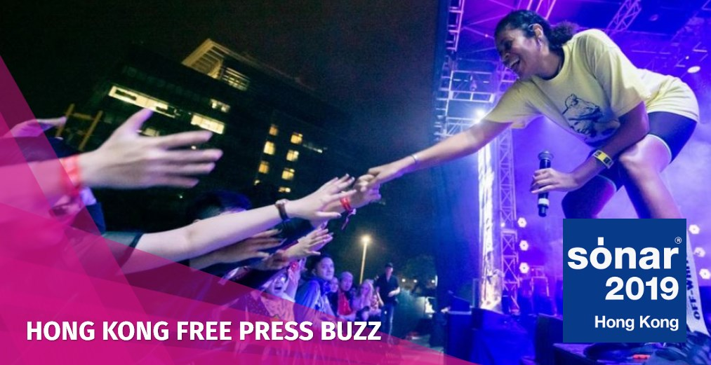 In Pictures: Sonar Hong Kong raises the roof in another year of boundary-pushing music, arts & tech