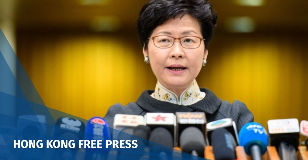 In full: Hong Kong leader Carrie Lam submits report to Beijing on banning pro-independence party, makes doc public