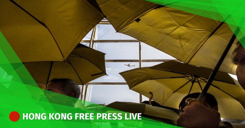 hong kong democracy occupy universal suffrage umbrella movement