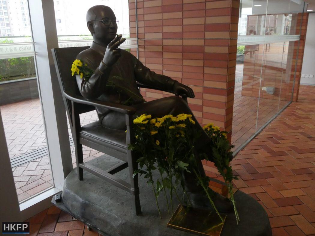 Liu Xiaobo statute