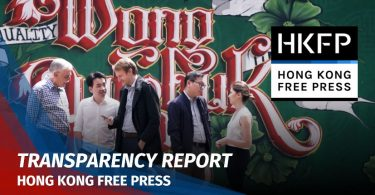 hong kong free press transparency report 2019