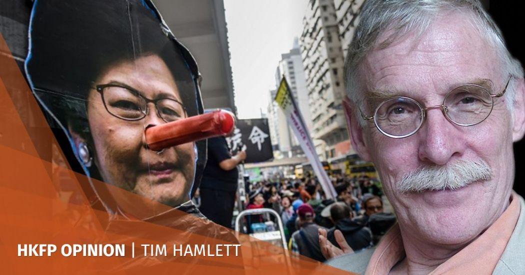 carrie lam tim hamlett