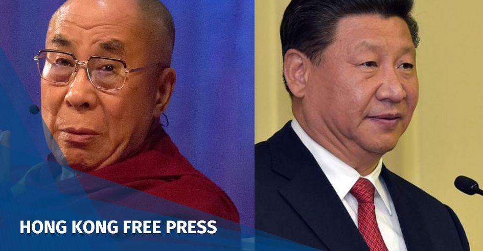 dalai lama xi jinping