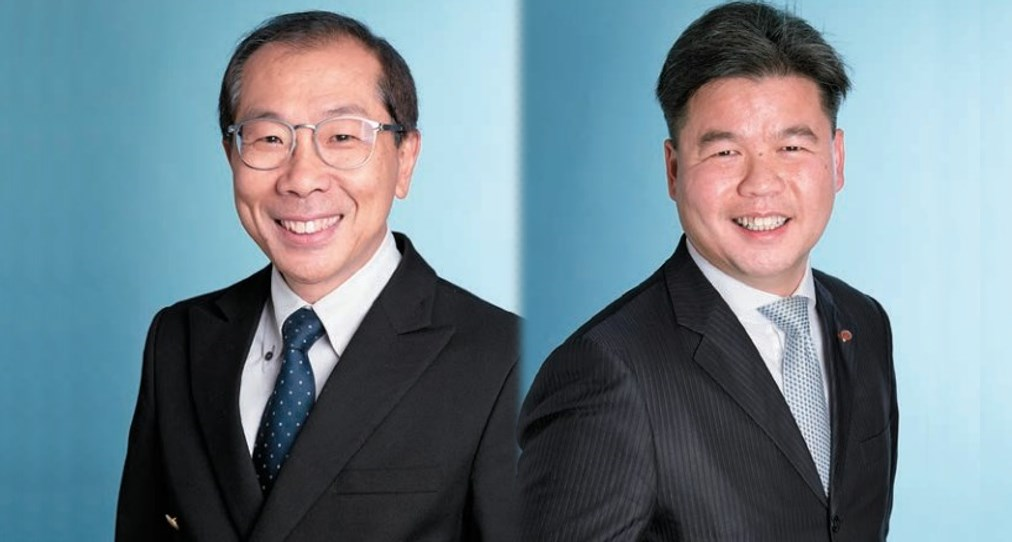 Simon Lai Roden Tong