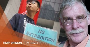 Tim Hamlett extradition