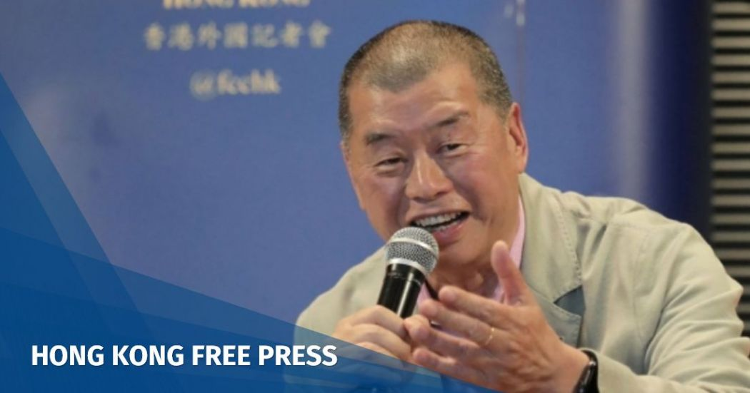 Hong Kong extradition bill: 'A massacre of our freedom' - media tycoon Jimmy Lai blasts Chief Exec. Carrie Lam as 'evil' | Hong Kong Free Press HKFP