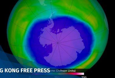 ozone cfcs china
