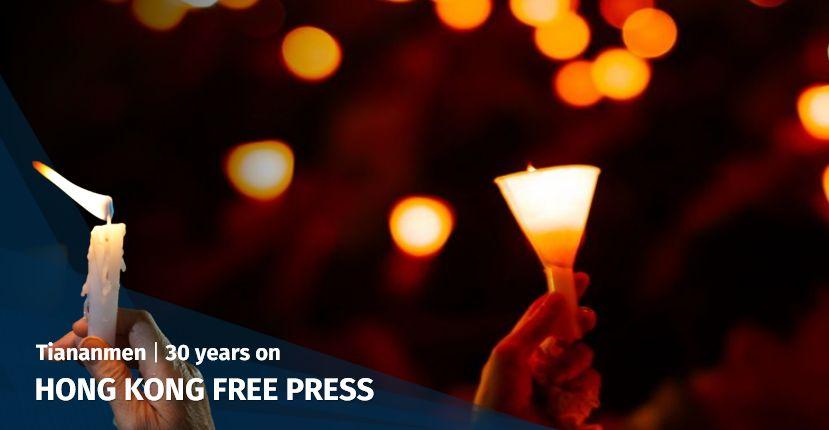 HKFP guide to Hong Kong events commemorating the 30th anniversary of the Tiananmen Massacre | Hong Kong Free Press HKFP