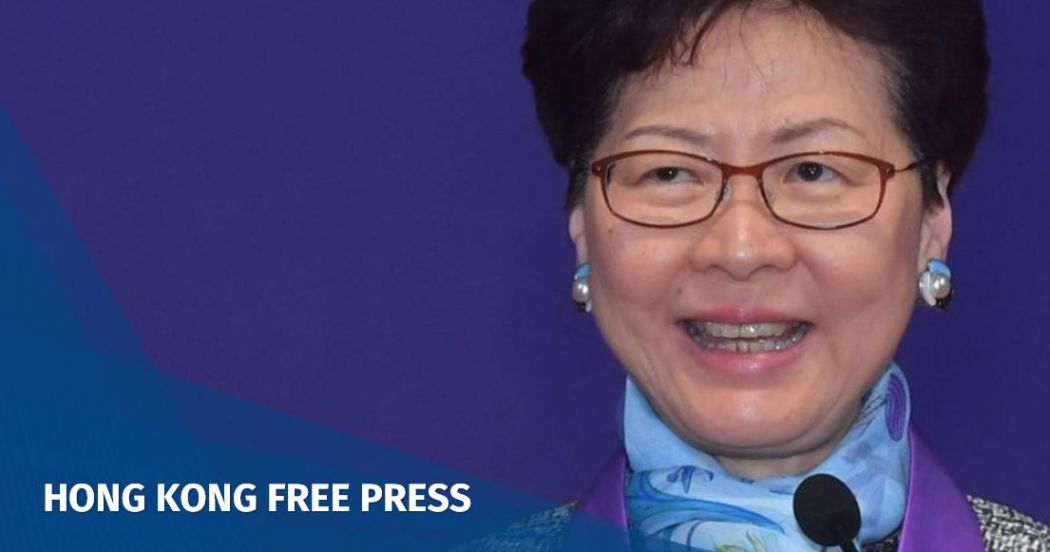 Hong Kong chief Carrie Lam voices 'deep regrets and strong objections' to Germany after activists granted asylum | Hong Kong Free Press HKFP