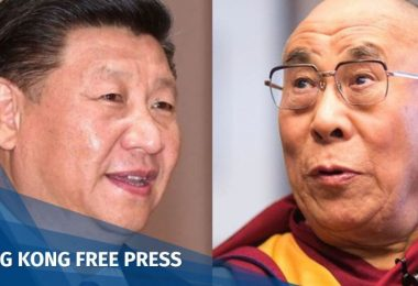 The Dalai Lama xi jinping meeting