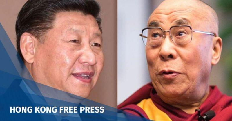 The Dalai Lama xi jinping meeting