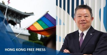 ricky chu same sex marriage lgbt