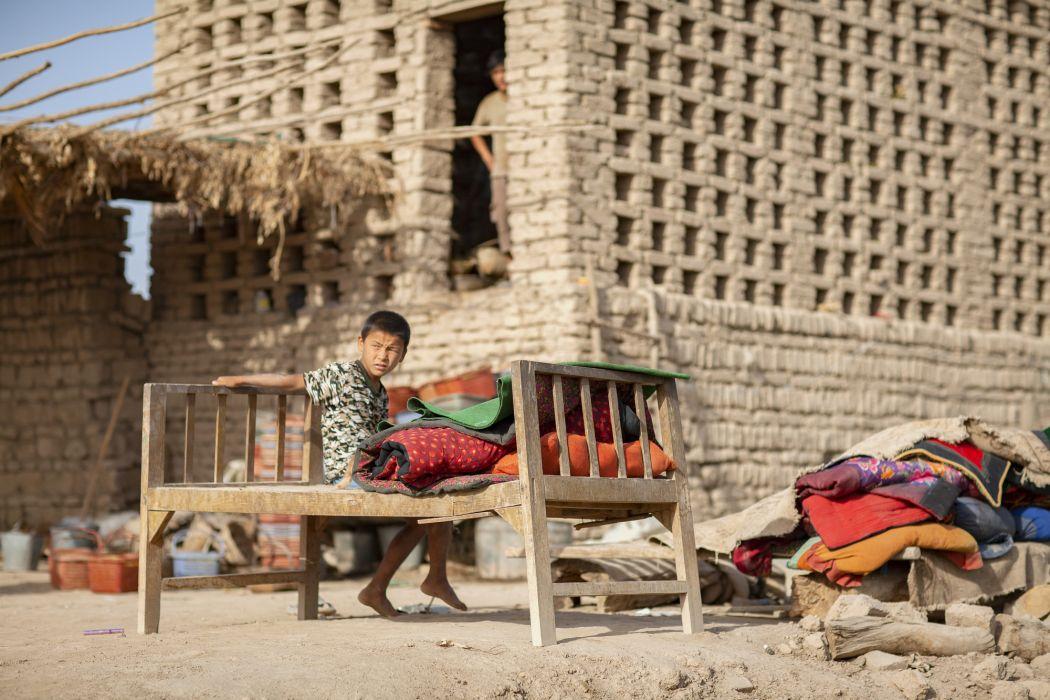 I Can't Sleep Lisa Ross Uighur Uyghur