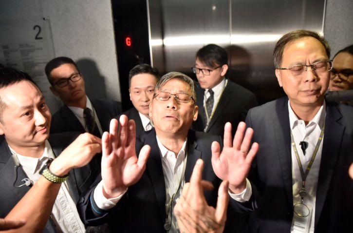china extradition legco