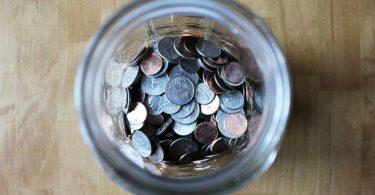 jar coins
