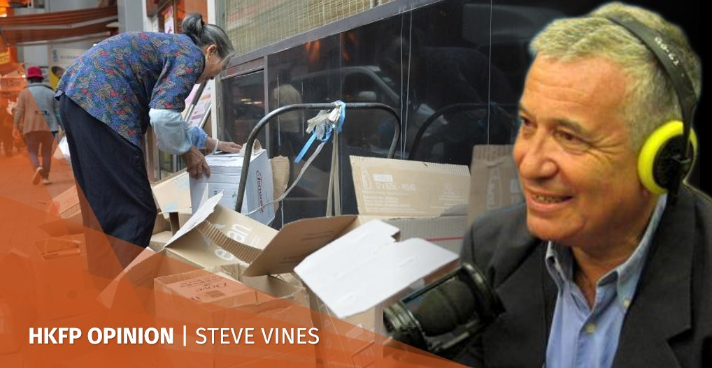 steve vines poverty