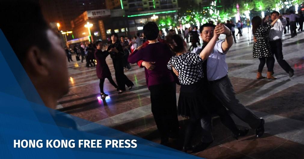 xinjiang dancing