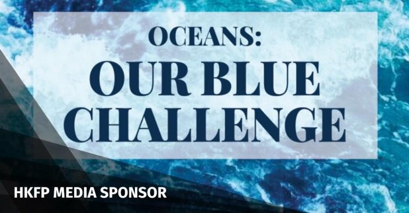 blue challenge earth.org hong kong hive