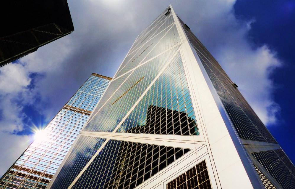 Bank of China Tower.
