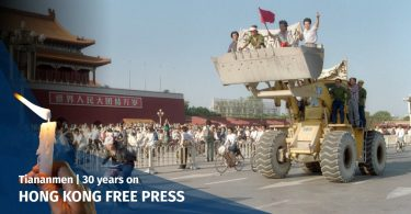 1989 tiananmen protests before the massacre