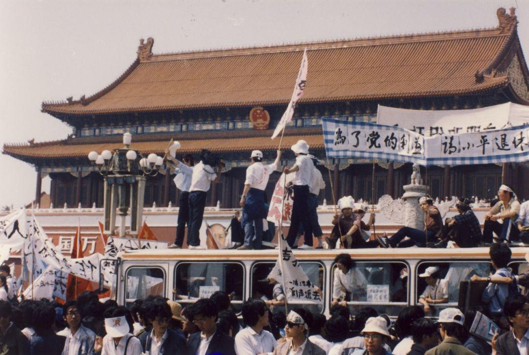 Li Peng, Chinese premier during Tiananmen crackdown, dies:The Asahi Shimbun