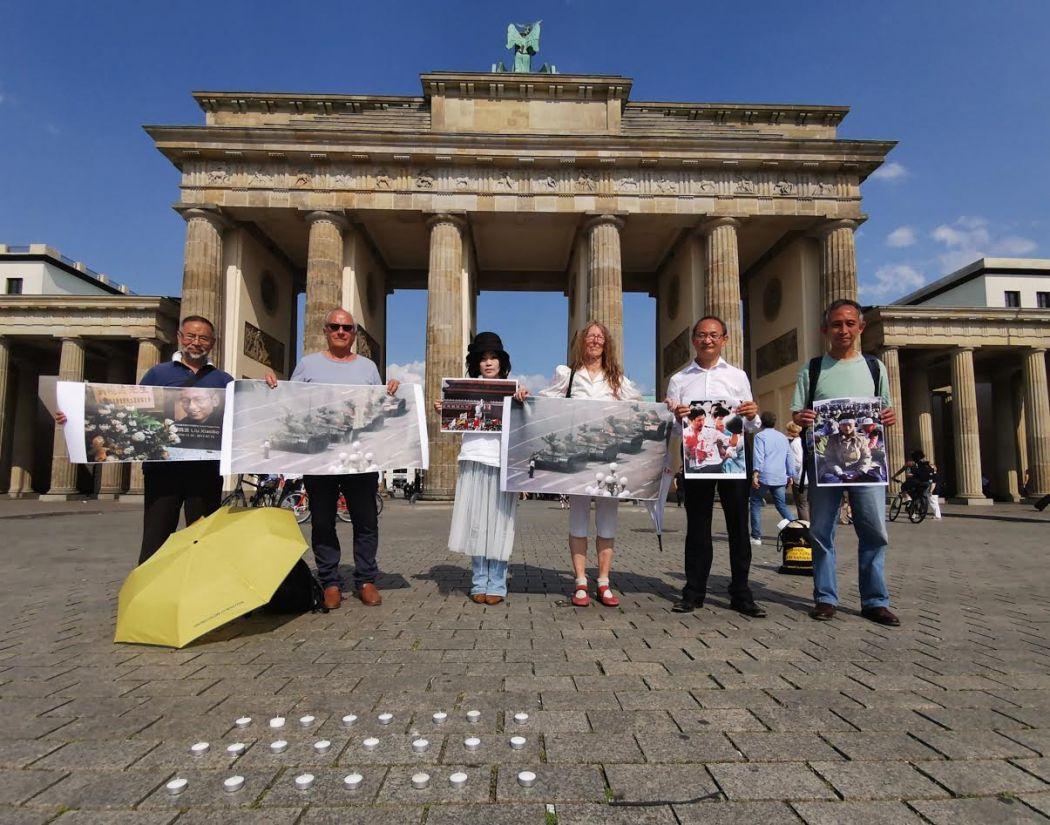 Tiananmen Berlin