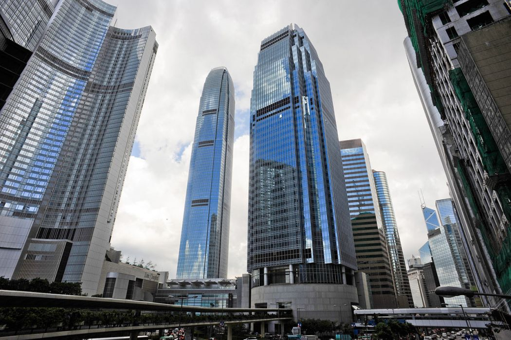 Hong Kong finance Central