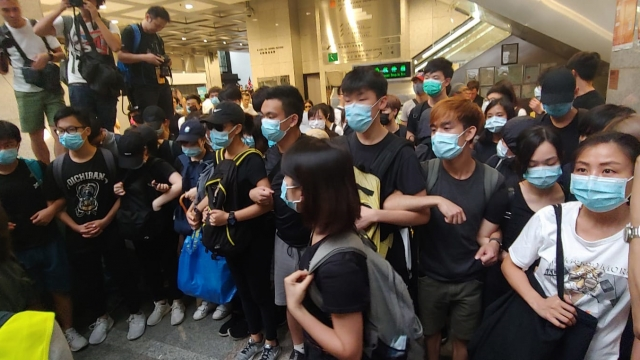june 24 extradition china protest