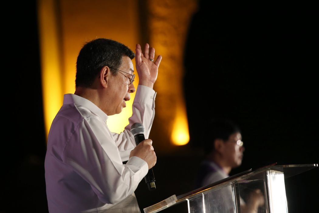 Taiwan Vice President Chen Chien-Jen Tiananmen Massacre