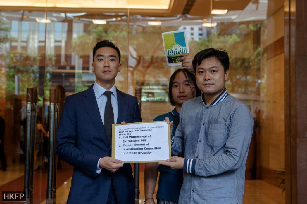Australian Isaac Yee june 26 china extradition consulates