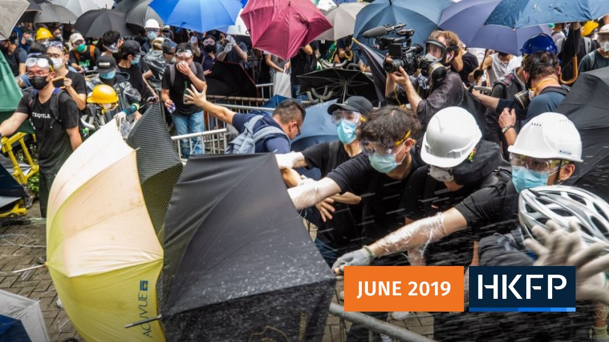 June 12, 2019 - dramatic photos from the frontlines
