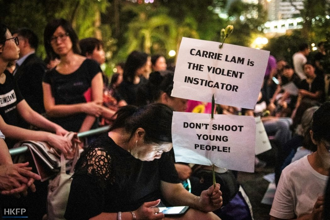 Laurel Chor china hong kong extradition mothers