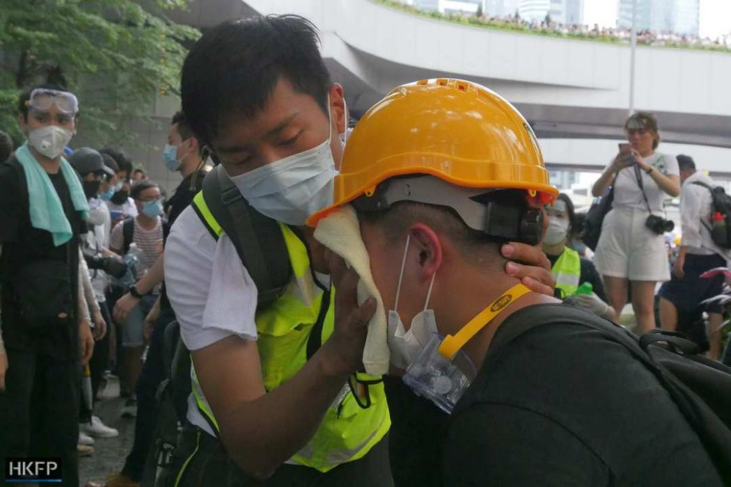 china extradtion occupy
