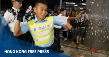 legco extradition clashes
