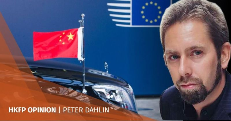 Peter Dahlin china eu