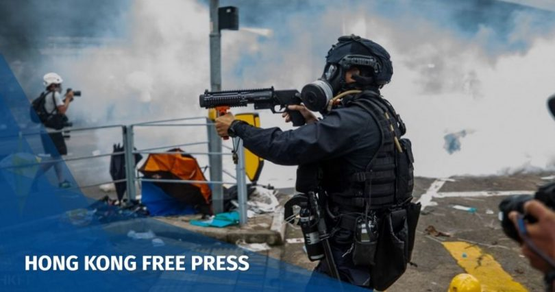 police shoot