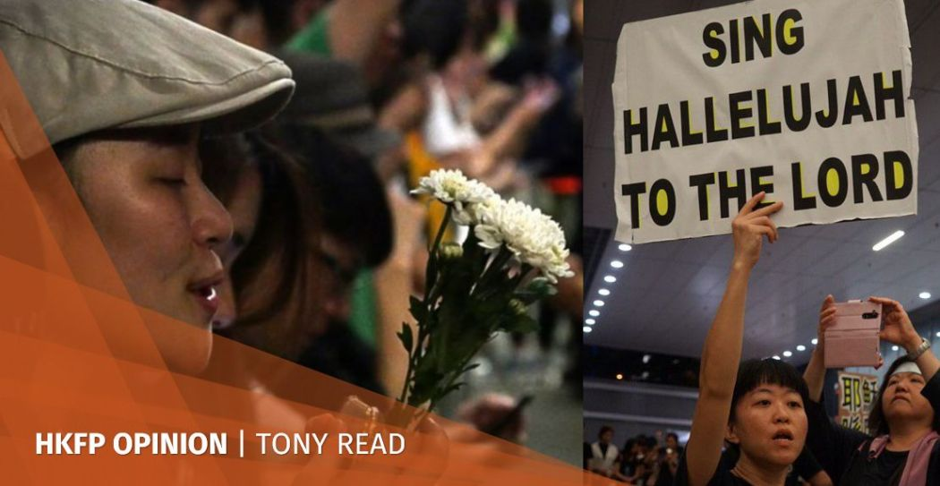 Sing Hallelujah to the Lord: How the church is reminding Hong Kong's