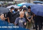extradition bill protest June 27 secretary for justice